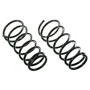 Rear Constant Rate 350 Coil Spring Set Moog For Toyota Sienna Awd 2004 2010