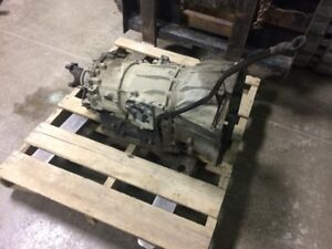 2004 5 Speed Allision 1000 Transmission 2wd From Duramax Diesel Chevrolet Gmc