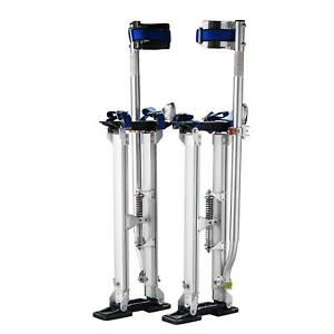 1119 Pentagon Tool tall Guyz Professional 24 40 Drywall Stilts For Sheetrock