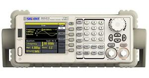 Siglent Technologies Sdg805 Single Channel 5mhz Signal Generator 125 Msa s Rate