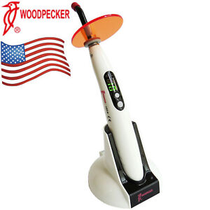 Usa 100 Original Woodpecker Dental Led Wireless Curing Light Lamp Led B