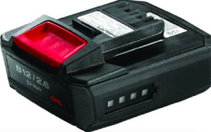 New Hilti Battery Pack B 12 2 6