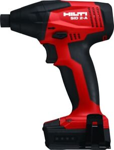 New Hilti Sid 2 a 12v Cordless Drill Driver Tool Body Only