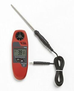 Amprobe Tma5 Mini vane Anemometer Hvac Airflow In Ducts New Measure Humidity