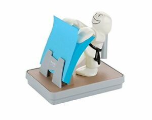 Post it Karate Kid Design Z notes Dispenser White