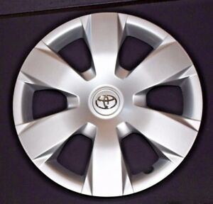 4 New Oem Toyota Camry 2007 To 2011 Hubcaps Brand New Factory 16 Original 61137