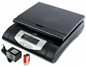 Accurate Digital Weight Scale For Mail Parcel Up To 75 Lbs Package Large Display