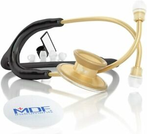 Sprague Rappaport Stethoscope Gold Plated Limited Edition By Prestige Medical