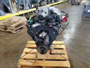 2002 Nissan Frontier Supercharged 3 3 Engine Motor