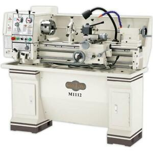 Shop Fox M1112 Gunsmith Lathe With Stand