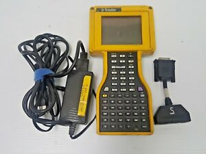Trimble 200c Data Collector Wince Survey Pro Std Pro robo used