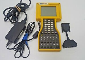 Topcon Ranger 133t Data Collector Windows Ce Survey Pro Std Only used