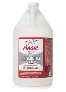Tap Magic Cutting Cutting Fluid For Aluminum Soft Materials 1 Gal 20128a