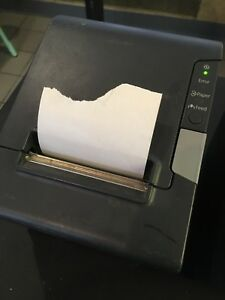 Epson Tm t88iv Point Of Sale Thermal Printer