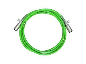 15 7 way Straight Electric Power Cable Abs Duty Green For Tractor Trailer