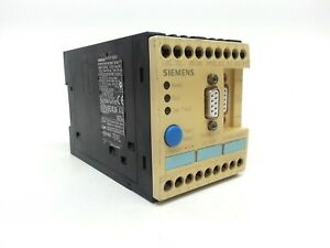 Siemens 3uf5001 3bj00 1 Simocode Dp Basic Unit Profibus Dp