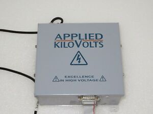 Applied Kilovolts Ls2 5rzz697 Power Supply