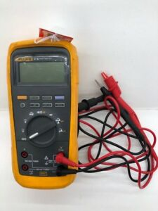 Fluke Multimeter 87v agm031887