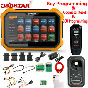 Obdstar X300dp Plus Auto Key Immobilizer Pin Code Key Master Scanner Tool Tablet
