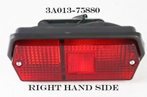 New Genuine Kubota Tractor Tail Light For M 4700 M 5400sd M 6800 Dt 3a013 75880
