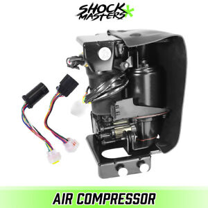 2002 2014 Cadillac Escalade Full Air Ride Suspension Compressor Pump