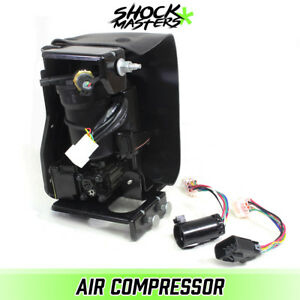 2007 2013 Chevrolet Avalanche Full Air Ride Suspension Compressor Pump