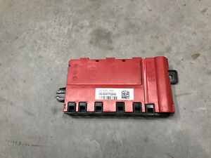2015 Bmw M3 M4 Trunk Battery Fuse Relay Junction Distribution Box Panel Oem