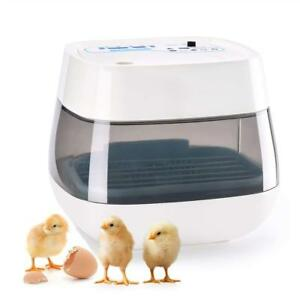 Automatic Egg Incubator Hatch Hatching Digital Poultry Chicken Bird Duck Hatcher