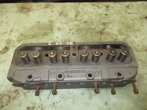 Ih Farmall Super C 340 Rebuilt Cylinder Head 251172r Ready To Bolt On Tractor