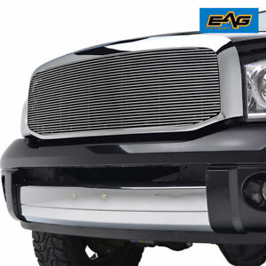 2006 2008 Dodge Ram 1500 06 09 Dodge Ram 2500 3500 Billet Grille With Abs Shell