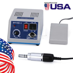 Dental Lab Marathon New N3 Micro Motor 35k Rpm Handpiece Polishing