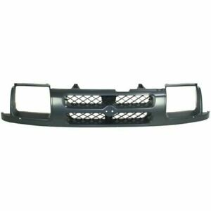 New Grille For Nissan Xterra 2000 2001 Ni1200195