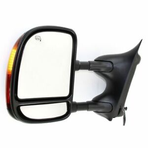 New Fo1320268 Driver Side Power Mirror For Ford F250 f550 Super Duty 1999 2007