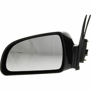 New Hy1320149 Driver Side Power Operated Mirror For Hyundai Sonata 2007 2010