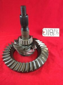 Used Ford 9 Inch Factory Ford Rear Differential Gear Set 3 50 Ratio