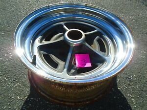 Buick 14x6 Rally Steel Wheel Rim Oem 3
