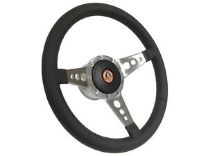 1965 1967 Ford Mustang S9 Steering Wheel Cobra Kit 3 spoke Holes