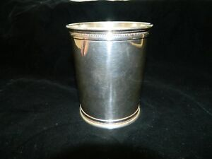 Reed Barton Sterling Silver Mint Julep Cup Style Gwb