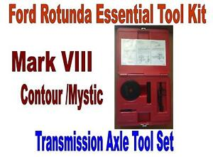 ford Rotunda Essential Tool Kit t96p 1000 lm Transmission Axle Tool Set