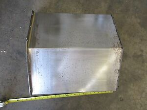 Supermax Ycm fv56a Cnc Vertical Mill 22 X 21 Inch Way Cover Covers