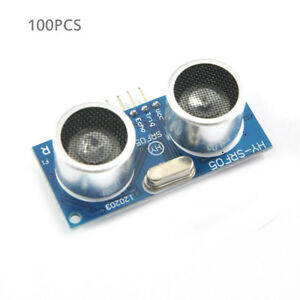 100pcs Ultrasonic Hy srf05 Distance Module For Arduino Uno R3 Mega2560 Wholesale