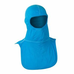 Majestic Pac Ii Nomex Blend Turquoise Fire Hood