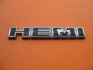 05 06 07 08 09 10 Dodge Magnum Charger Hemi Side Fender Emblem Logo Badge Sign 3