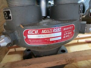 Multi port Manifolds Ecii Lp Gas And Nh 3 Safety Relief Valves