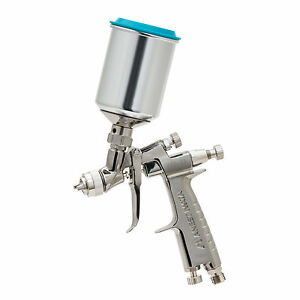 Anest Iwata Lph80 102g Hvlp Mini Gravity Feed Gun With 150ml Cup