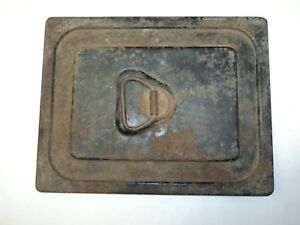 Oem 1947 1955 Early Chevy Pickup Battery Box Cover Gmc 48 49 50 51 52 53 54