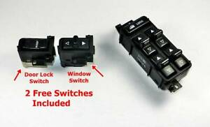 Jeep Grand Cherokee Power Master Window Switch 1993 1994 1995
