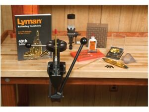 Lyman T-Mag Master Expert Reloading Kit With Electronic Scale 7810284