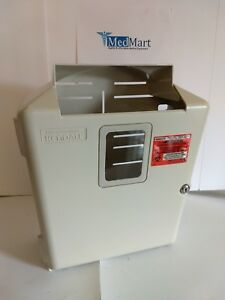 Tyco kendall 85301h In room Wall Mount Sharps Disposal System 2 3 Gal 8 12