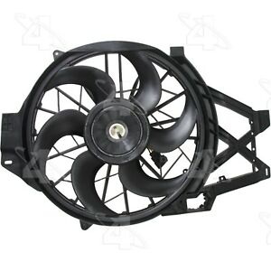 For Ford Mustang 3 8l V6 Engine Cooling Fan Assembly Four Seasons 75257